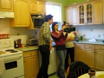Craig, Ioana and Katherine