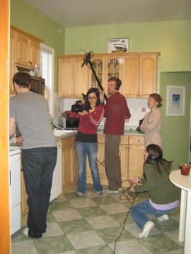 Cole, Ioana, Chris, Katherine and Kate